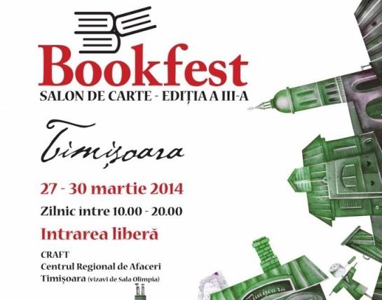 Bookfest, Editia a II-a, Timisoara